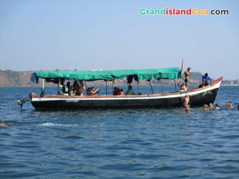 Nude tourist boat goa